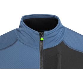 GORE WEAR C5 Fietsshirt lange mouwen Heren blauw